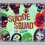 Panic! At The Disco Suicide Squad The Album Canvas 24  x 20  24  x 20  x 0.875  Stretched Canvas