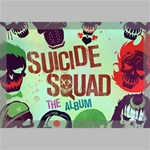 Panic! At The Disco Suicide Squad The Album Canvas 18  x 12  18  x 12  x 0.875  Stretched Canvas