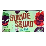 Panic! At The Disco Suicide Squad The Album Pencil Cases Back