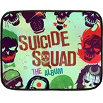 Panic! At The Disco Suicide Squad The Album Double Sided Fleece Blanket (Mini)  35 x27 Blanket Back