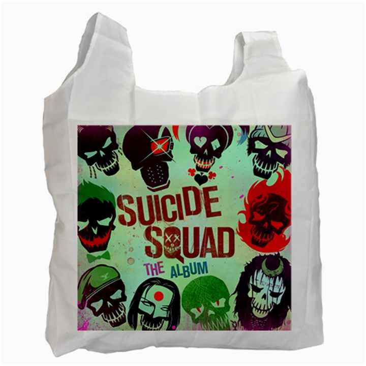 Panic! At The Disco Suicide Squad The Album Recycle Bag (One Side)