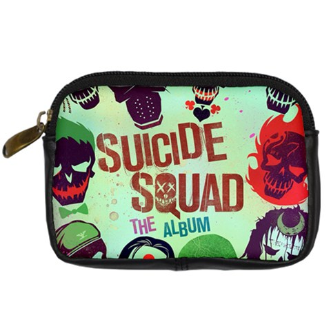 Panic! At The Disco Suicide Squad The Album Digital Camera Cases