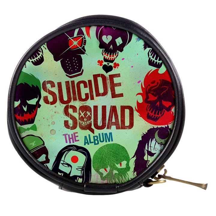 Panic! At The Disco Suicide Squad The Album Mini Makeup Bags