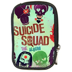 Panic! At The Disco Suicide Squad The Album Compact Camera Cases