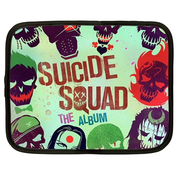 Panic! At The Disco Suicide Squad The Album Netbook Case (XL)