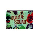 Panic! At The Disco Suicide Squad The Album Cosmetic Bag (Medium)  Front