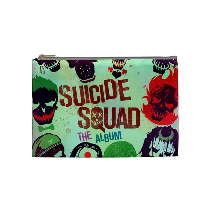 Panic! At The Disco Suicide Squad The Album Cosmetic Bag (Medium)