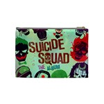 Panic! At The Disco Suicide Squad The Album Cosmetic Bag (Medium)  Back