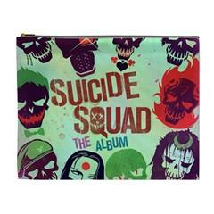 Panic! At The Disco Suicide Squad The Album Cosmetic Bag (XL)