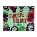 Panic! At The Disco Suicide Squad The Album Cosmetic Bag (XL) Back