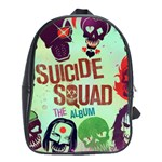 Panic! At The Disco Suicide Squad The Album School Bags(Large)  Front