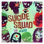Panic! At The Disco Suicide Squad The Album Small Memo Pads 3.75 x3.75  Memopad