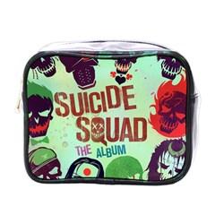 Panic! At The Disco Suicide Squad The Album Mini Toiletries Bags