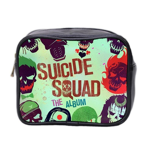 Panic! At The Disco Suicide Squad The Album Mini Toiletries Bag 2-Side