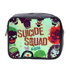 Panic! At The Disco Suicide Squad The Album Mini Toiletries Bag 2 Side