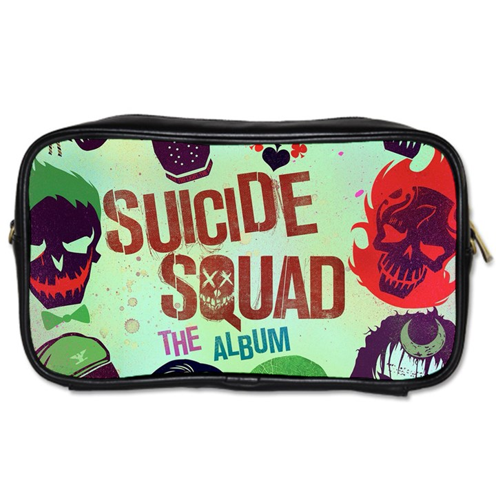 Panic! At The Disco Suicide Squad The Album Toiletries Bags