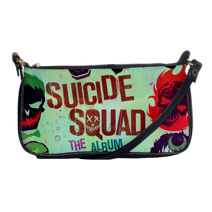 Panic! At The Disco Suicide Squad The Album Shoulder Clutch Bags