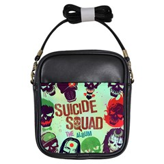 Panic! At The Disco Suicide Squad The Album Girls Sling Bags