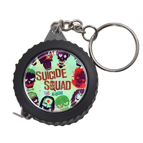 Panic! At The Disco Suicide Squad The Album Measuring Tapes