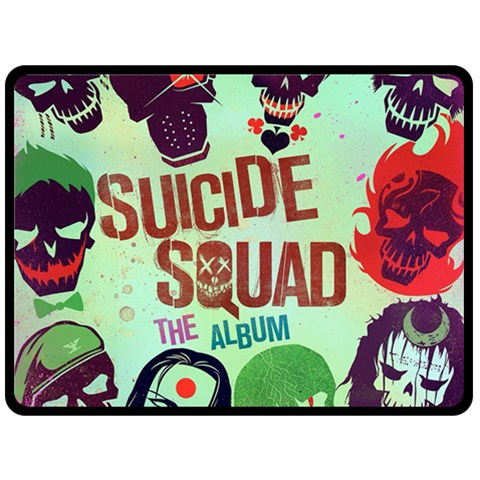 Panic! At The Disco Suicide Squad The Album Fleece Blanket (Large)