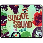 Panic! At The Disco Suicide Squad The Album Fleece Blanket (Medium)  60 x50 Blanket Front