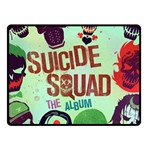 Panic! At The Disco Suicide Squad The Album Fleece Blanket (Small) 50 x40 Blanket Front