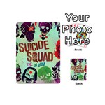 Panic! At The Disco Suicide Squad The Album Playing Cards 54 (Mini)  Front - SpadeK