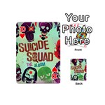 Panic! At The Disco Suicide Squad The Album Playing Cards 54 (Mini)  Front - Heart10