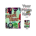 Panic! At The Disco Suicide Squad The Album Playing Cards 54 (Mini)  Front - Diamond3