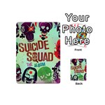 Panic! At The Disco Suicide Squad The Album Playing Cards 54 (Mini)  Front - Club5