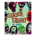 Panic! At The Disco Suicide Squad The Album Shower Curtain 60  x 72  (Medium)  54.25 x65.71 Curtain