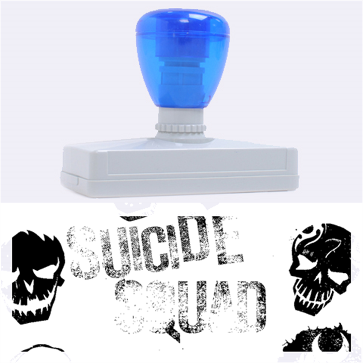 Panic! At The Disco Suicide Squad The Album Rubber Address Stamps (XL)
