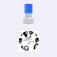 Panic! At The Disco Suicide Squad The Album Rubber Round Stamps (small)