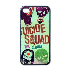 Panic! At The Disco Suicide Squad The Album Apple iPhone 4 Case (Black)