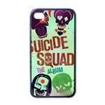 Panic! At The Disco Suicide Squad The Album Apple iPhone 4 Case (Black) Front