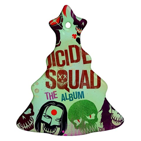 Panic! At The Disco Suicide Squad The Album Ornament (Christmas Tree)