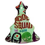 Panic! At The Disco Suicide Squad The Album Christmas Tree Ornament (2 Sides) Back
