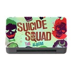 Panic! At The Disco Suicide Squad The Album Memory Card Reader with CF Front