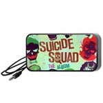 Panic! At The Disco Suicide Squad The Album Portable Speaker (Black)  Front