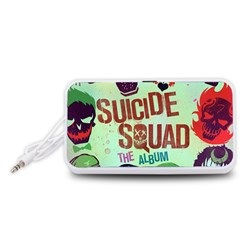 Panic! At The Disco Suicide Squad The Album Portable Speaker (white)
