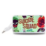 Panic! At The Disco Suicide Squad The Album Portable Speaker (White)  Front