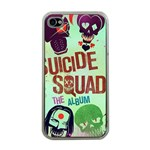 Panic! At The Disco Suicide Squad The Album Apple iPhone 4 Case (Clear) Front