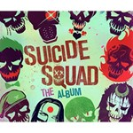 Panic! At The Disco Suicide Squad The Album Deluxe Canvas 14  x 11  14  x 11  x 1.5  Stretched Canvas