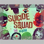Panic! At The Disco Suicide Squad The Album Deluxe Canvas 16  x 12   16  x 12  x 1.5  Stretched Canvas