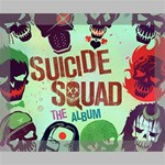 Panic! At The Disco Suicide Squad The Album Deluxe Canvas 20  x 16   20  x 16  x 1.5  Stretched Canvas
