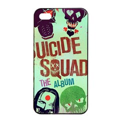 Panic! At The Disco Suicide Squad The Album Apple iPhone 4/4s Seamless Case (Black)