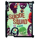 Panic! At The Disco Suicide Squad The Album Apple iPad 2 Case (Black) Front