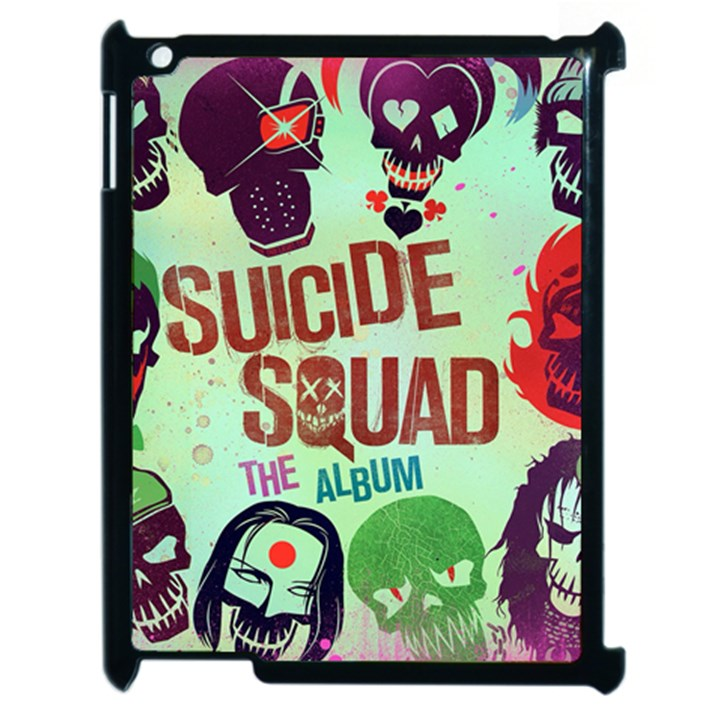 Panic! At The Disco Suicide Squad The Album Apple iPad 2 Case (Black)