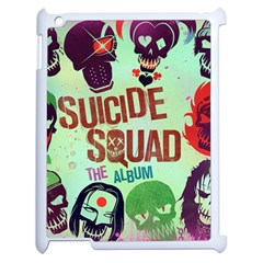 Panic! At The Disco Suicide Squad The Album Apple Ipad 2 Case (white)