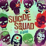Panic! At The Disco Suicide Squad The Album Twin Heart Bottom 3D Greeting Card (8x4) Inside